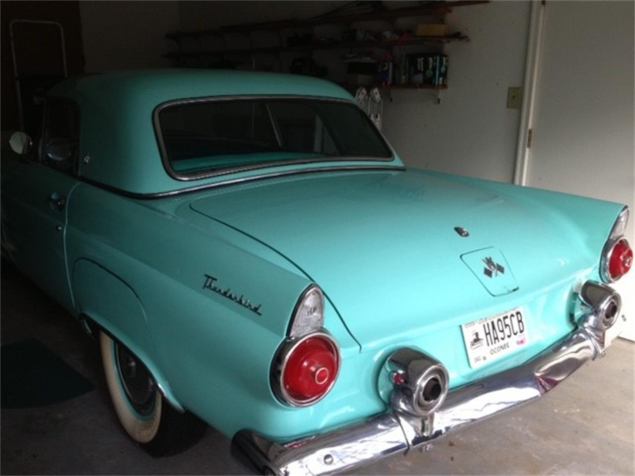 Large Picture of '55 Thunderbird - NKRO