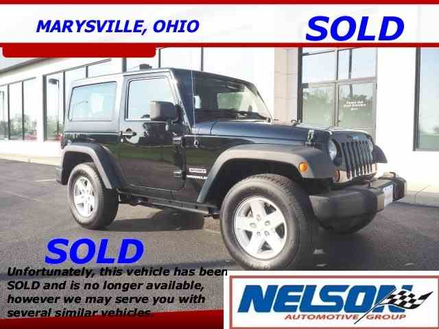 Picture of '11 Jeep Wrangler located in Ohio - $17,999.00 - NNUO