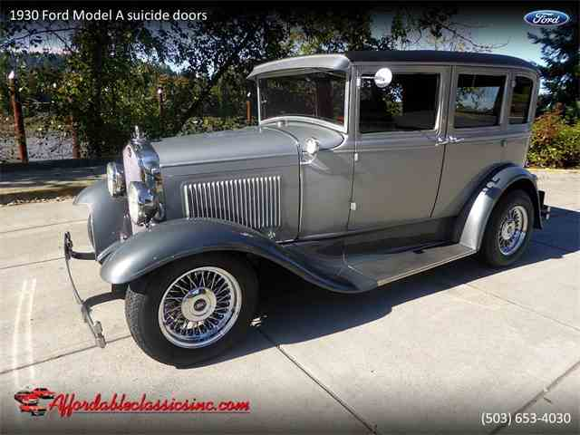Picture of Classic '30 Ford Model A Offered by  - NNUT