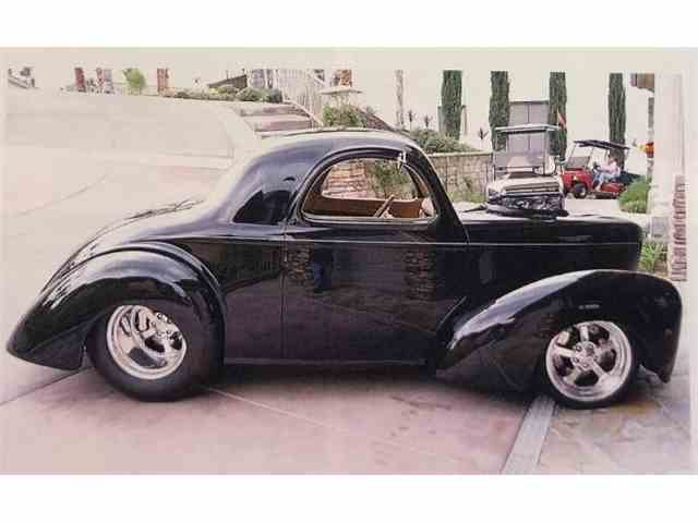 Picture of 1941 Willys Coupe Offered by  - NNUW