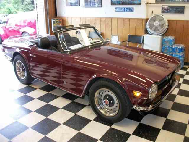 Picture of '72 TR6 - NNV0