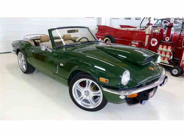 Picture of '77 Spitfire - NL2Q