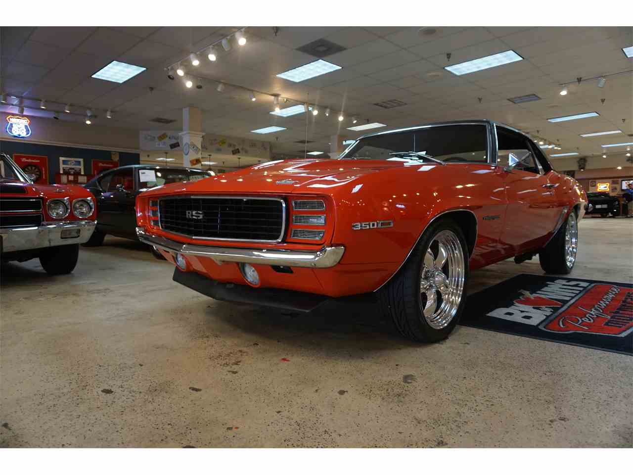1969 Chevrolet Camaro For Sale Classiccars Com Cc 1104028