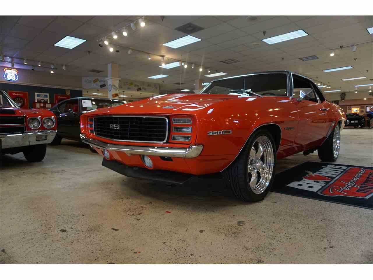 1969 Chevrolet Camaro For Sale Classiccars Com Cc 1104028