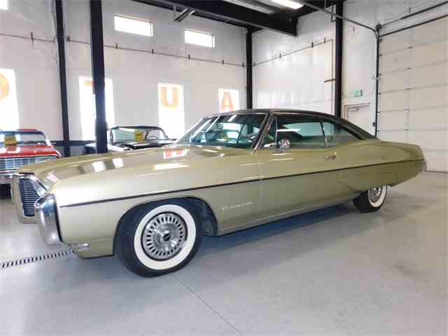 Picture of 1968 Pontiac Bonneville located in Bend Oregon - $19,500.00 - NNVJ