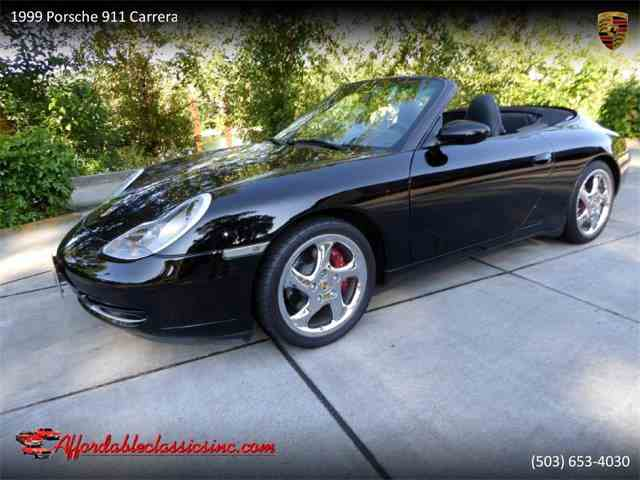 Picture of 1999 911 Carrera located in Gladstone Oregon Auction Vehicle - NNVP