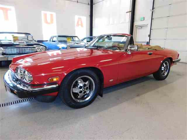 Picture of '88 Jaguar XJS located in Bend Oregon - $13,950.00 Offered by  - NNVY