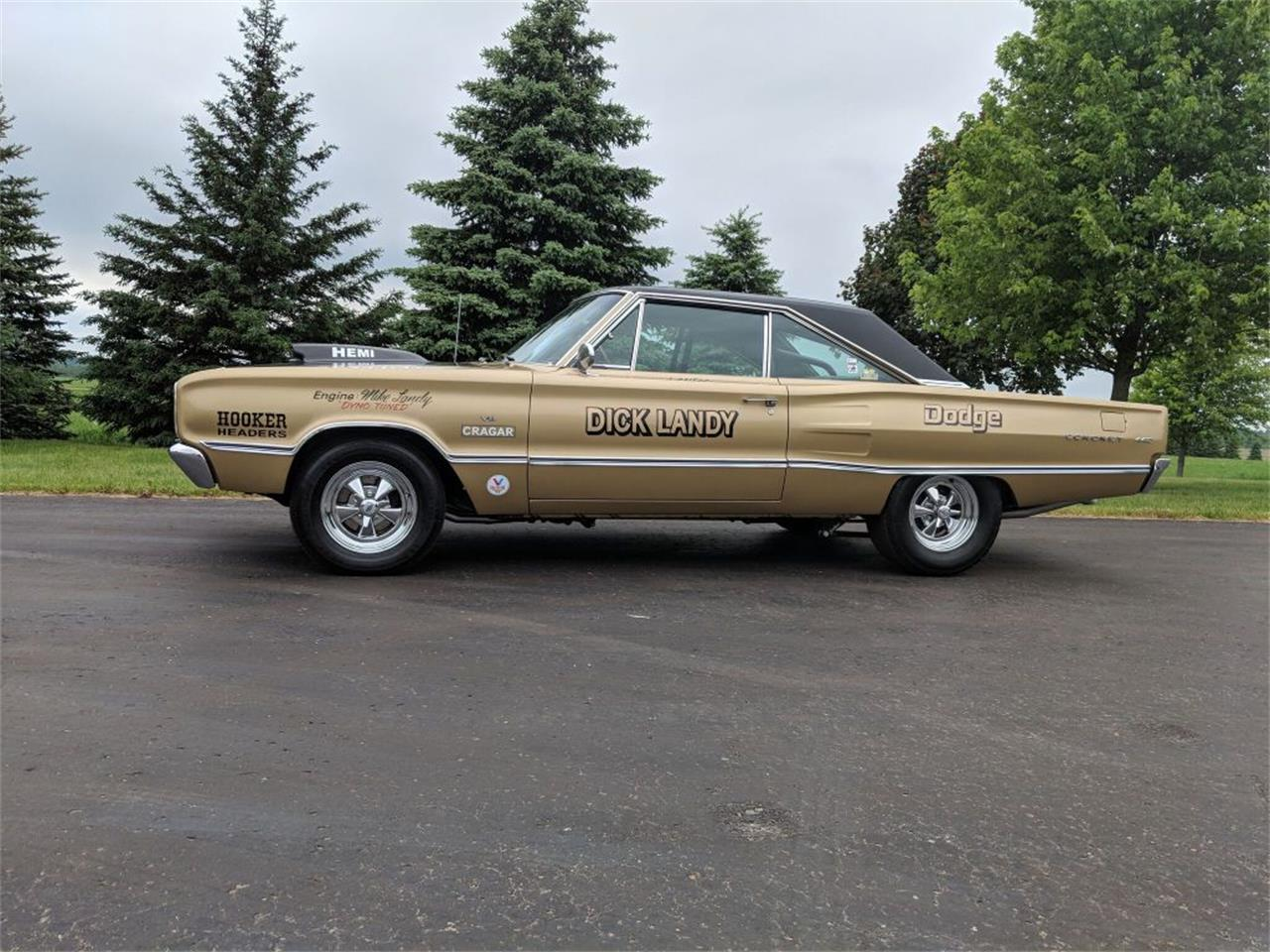 Large Picture of '67 Coronet - NNW1