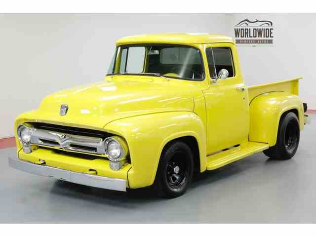 Picture of '56 F100 located in Denver  Colorado - $25,900.00 - NNW7