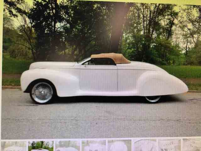 Picture of '39 Zephyr - NNWA