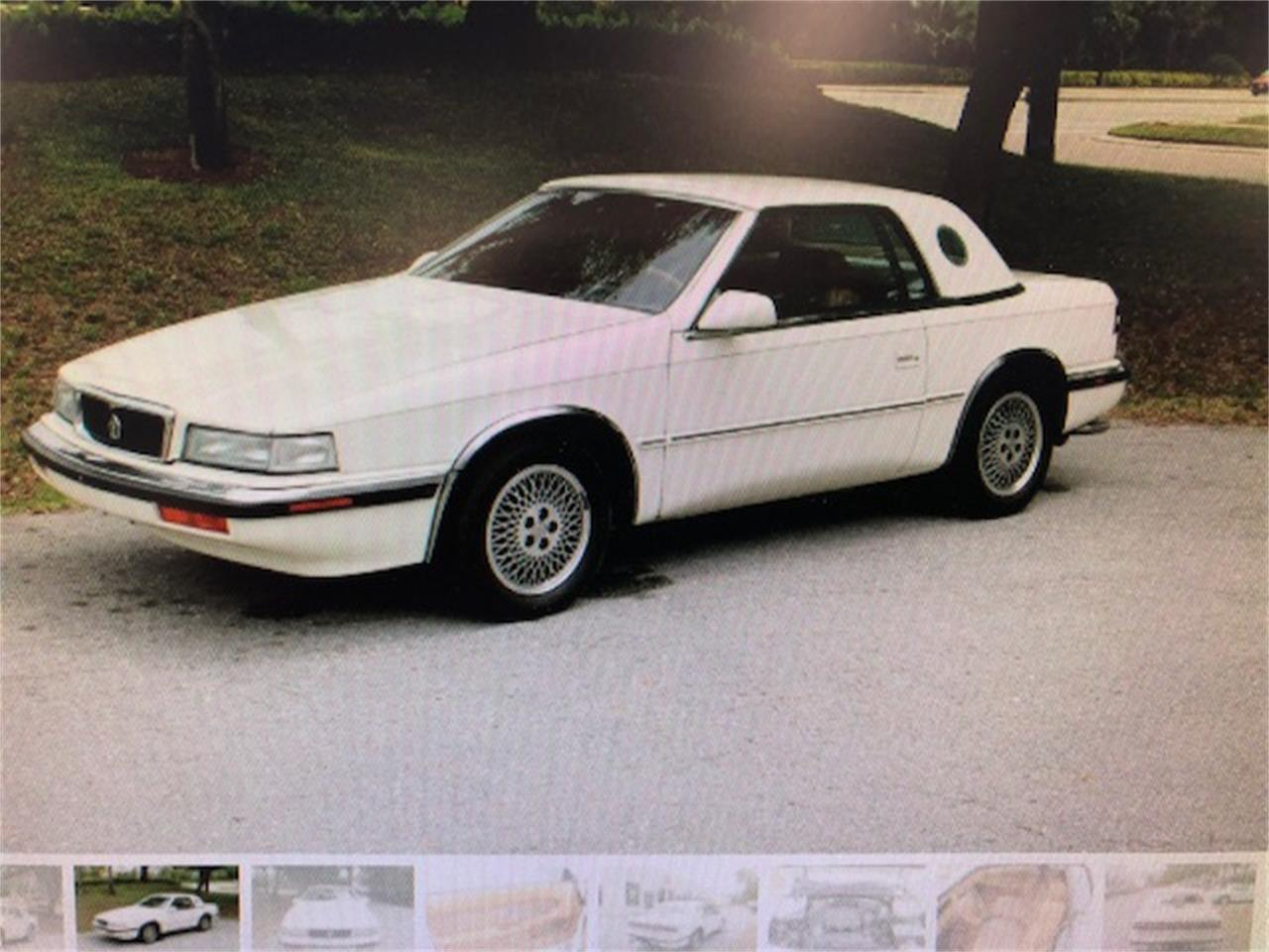 1990 chrysler tc by maserati for sale