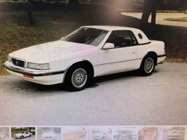 Picture of 1990 Chrysler TC by Maserati - $11,900.00 - NNWB
