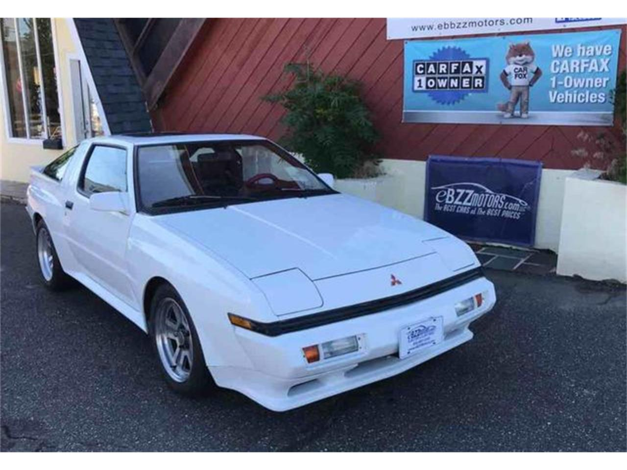 1986 mitsubishi starion for sale | classiccars | cc-1104061