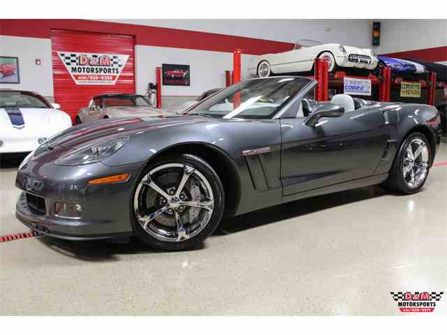 Picture of '11 Chevrolet Corvette located in Illinois - NNWK