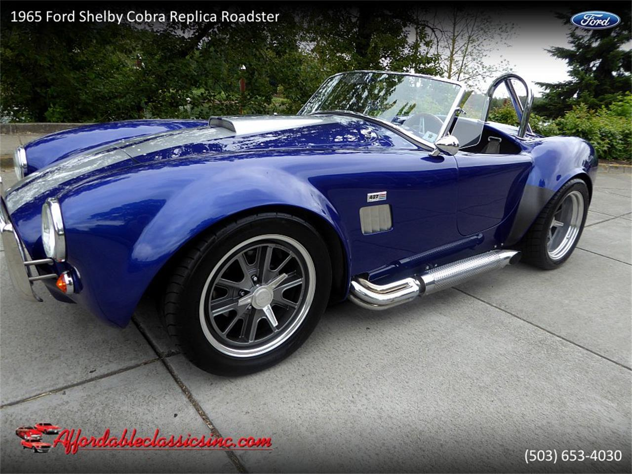 Large picture of 65 shelby cobra nnwt