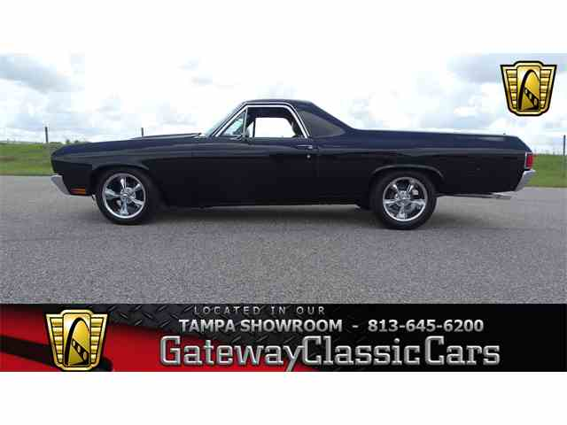 Picture of '70 El Camino located in Ruskin Florida - $38,995.00 Offered by  - NNWV