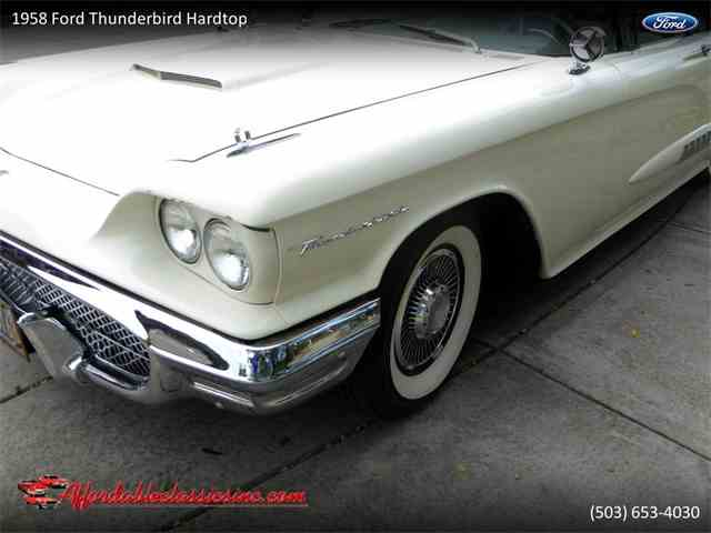 Picture of '58 Thunderbird - NNWX