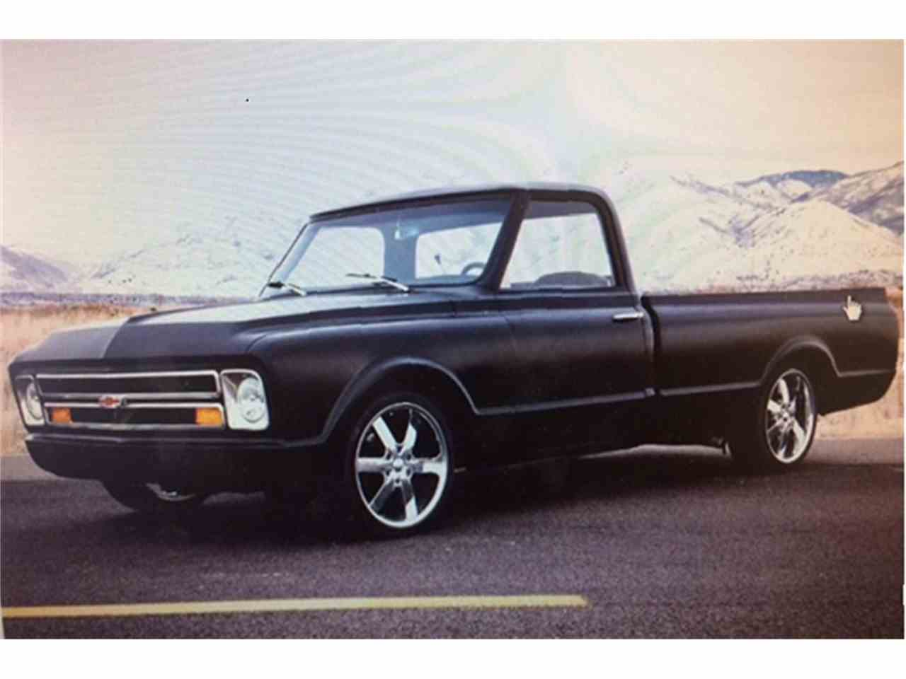 Large Picture of '67 C10 - NNX2
