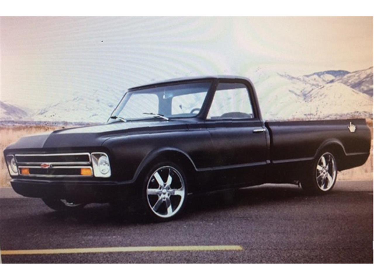 For Sale 1967 Chevrolet C10 In Norwalk Ohio