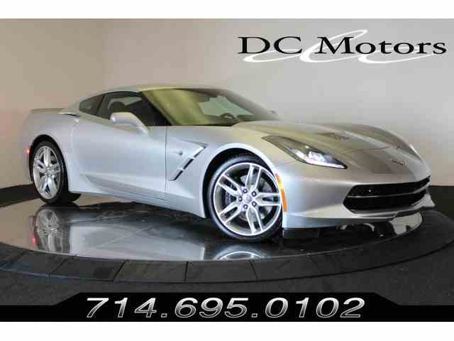 Picture of '17 Chevrolet Corvette located in Anaheim California Offered by  - NL2X