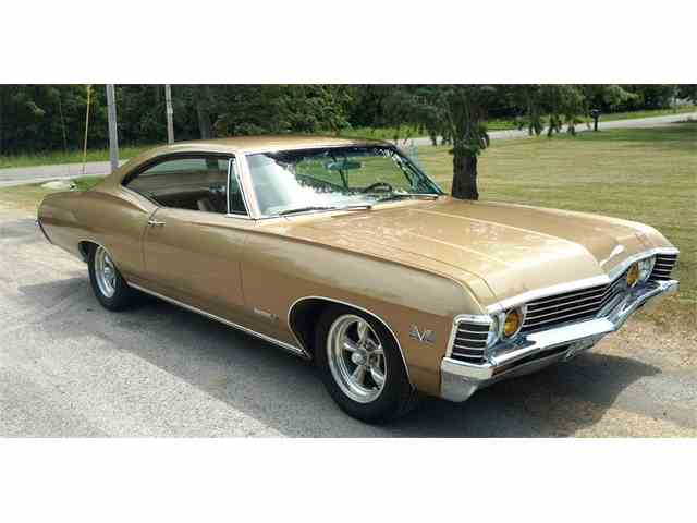 Picture of Classic '67 Chevrolet Impala SS located in Florida - $22,500.00 Offered by  - NNXI