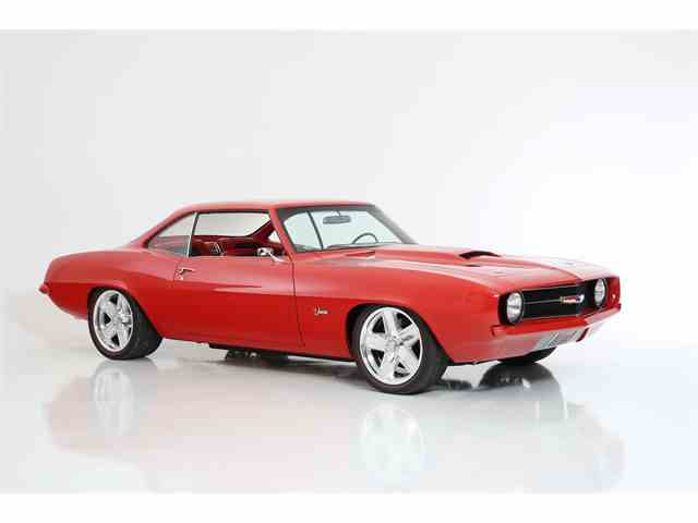 Picture of '69 Chevrolet Camaro - $169,500.00 - NNXN