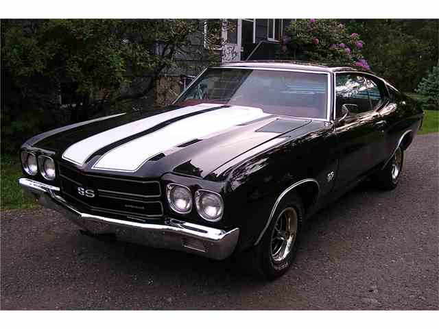 Picture of '70 Chevelle SS located in Connecticut Auction Vehicle - NL2Z