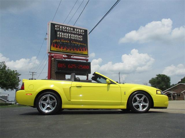Picture of '03 Mustang SVT Cobra - NNXT