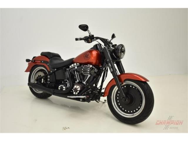 Picture of '13 Fat Boy - NL30