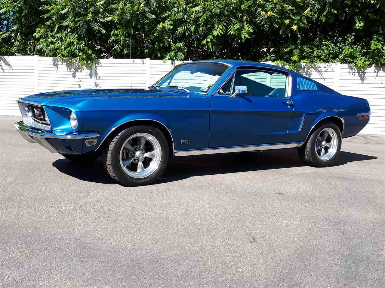 Large Picture of '68 Mustang - NNY3