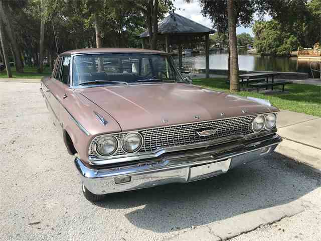 Picture of Classic '63 Galaxie 500 located in PORT RICHEY Florida - $19,500.00 - NNY8