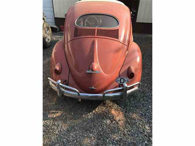 Picture of Classic 1957 Volkswagen Beetle located in MILFORD Ohio - NNYI