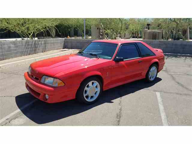 Picture of 1993 Mustang Cobra - $35,000.00 Offered by  - NNYP