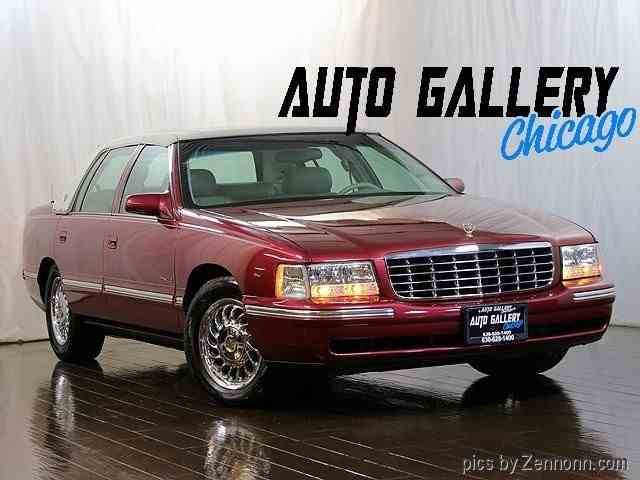 Picture of '99 DeVille - $8,990.00 Offered by  - NL33