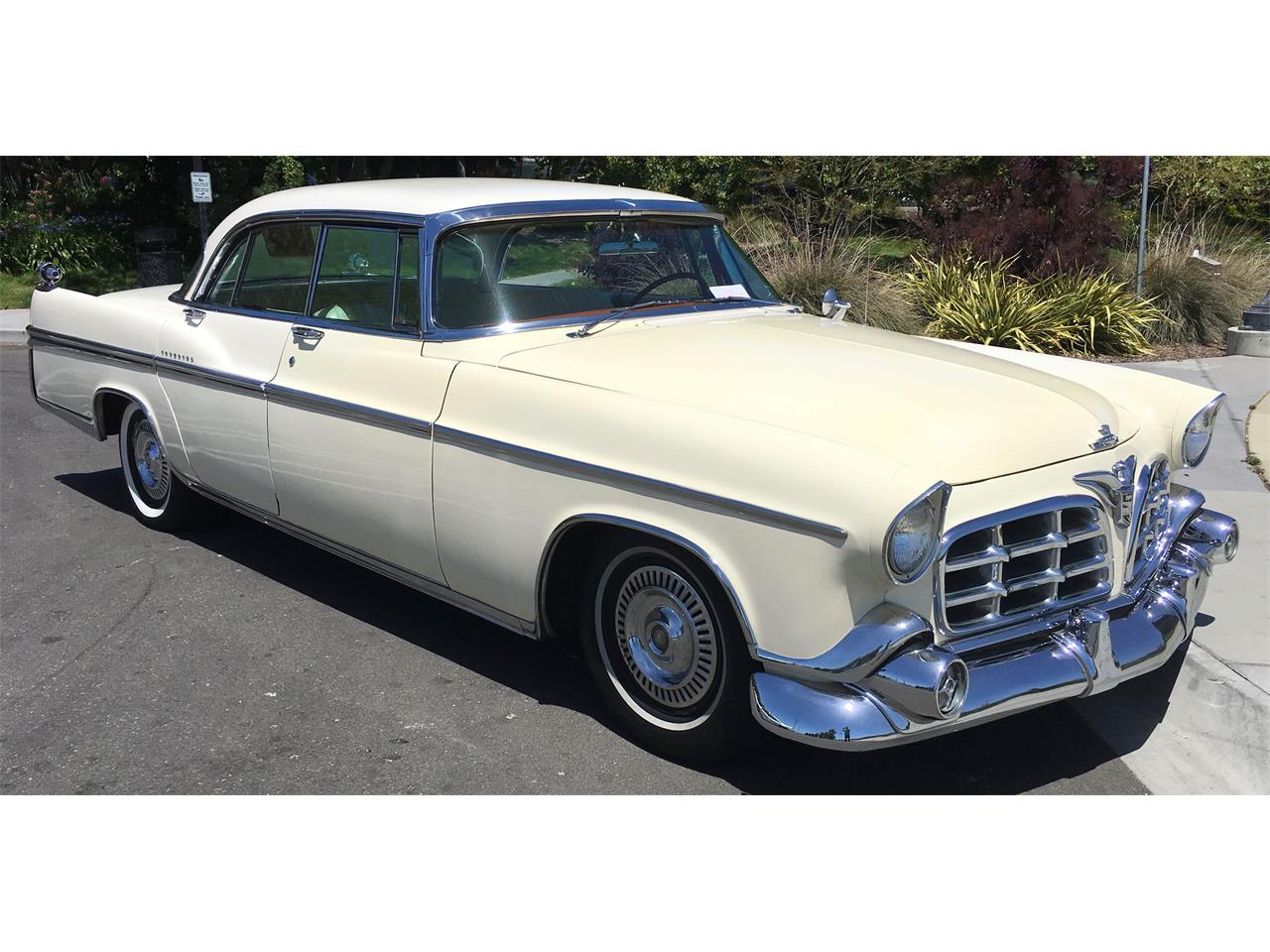 Large Picture of Classic '56 Chrysler Imperial South Hampton located in California Offered by Classic Cars West - NNZ0