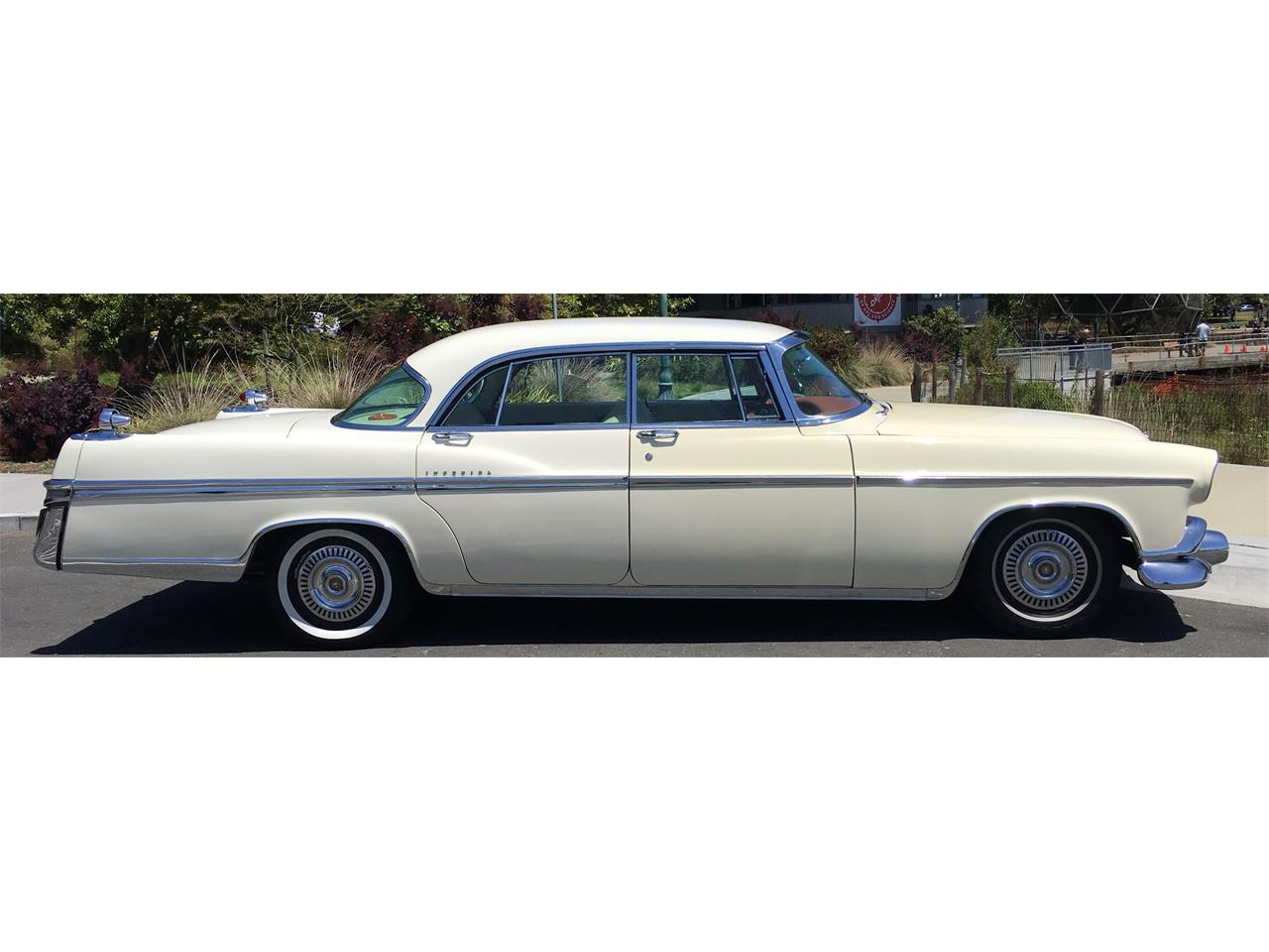 Large Picture of '56 Chrysler Imperial South Hampton located in California Offered by Classic Cars West - NNZ0