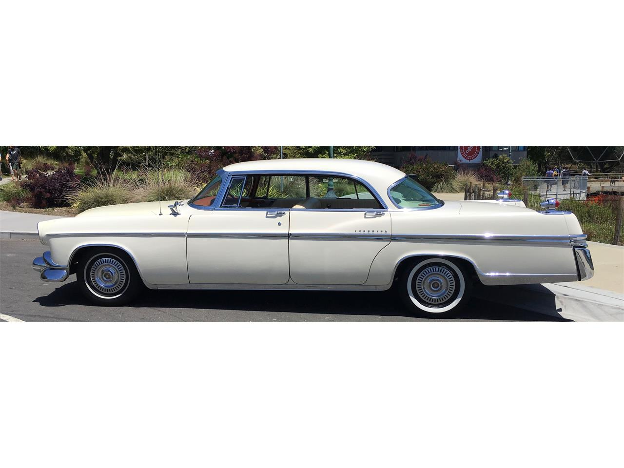 Large Picture of Classic 1956 Chrysler Imperial South Hampton - NNZ0