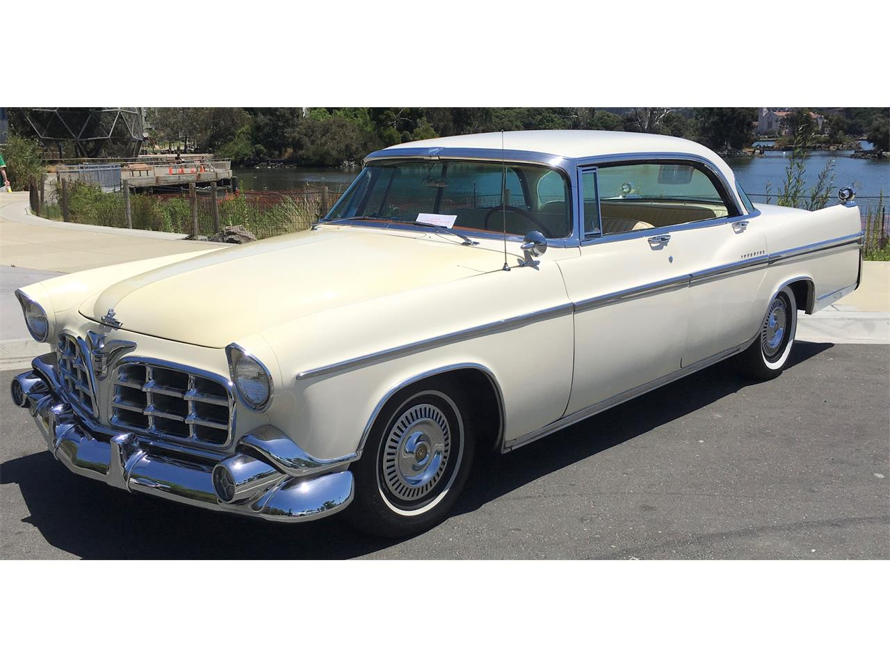 Large Picture of Classic '56 Chrysler Imperial South Hampton - NNZ0