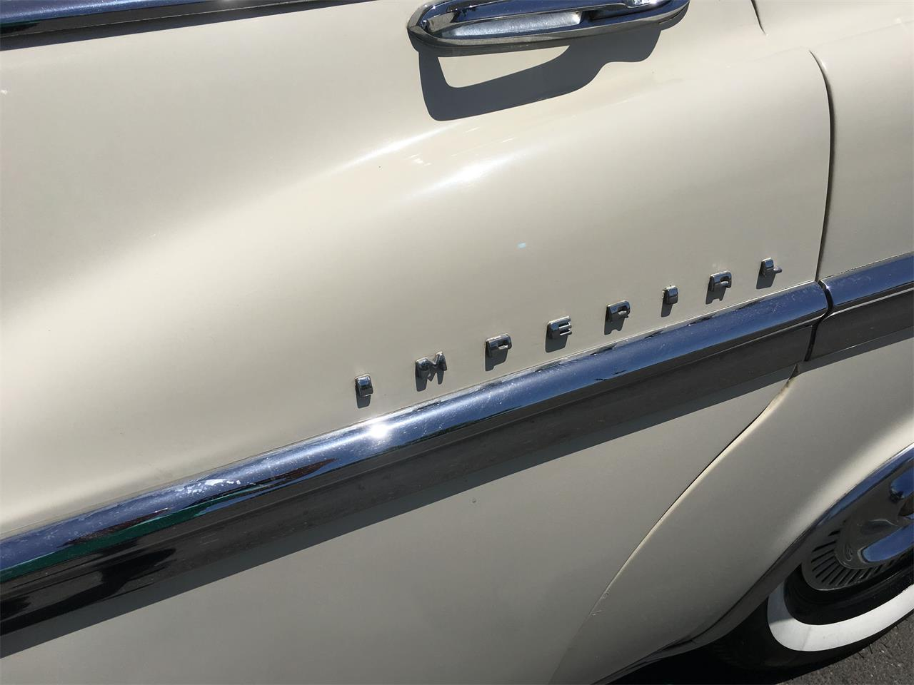 Large Picture of Classic 1956 Imperial South Hampton Offered by Classic Cars West - NNZ0