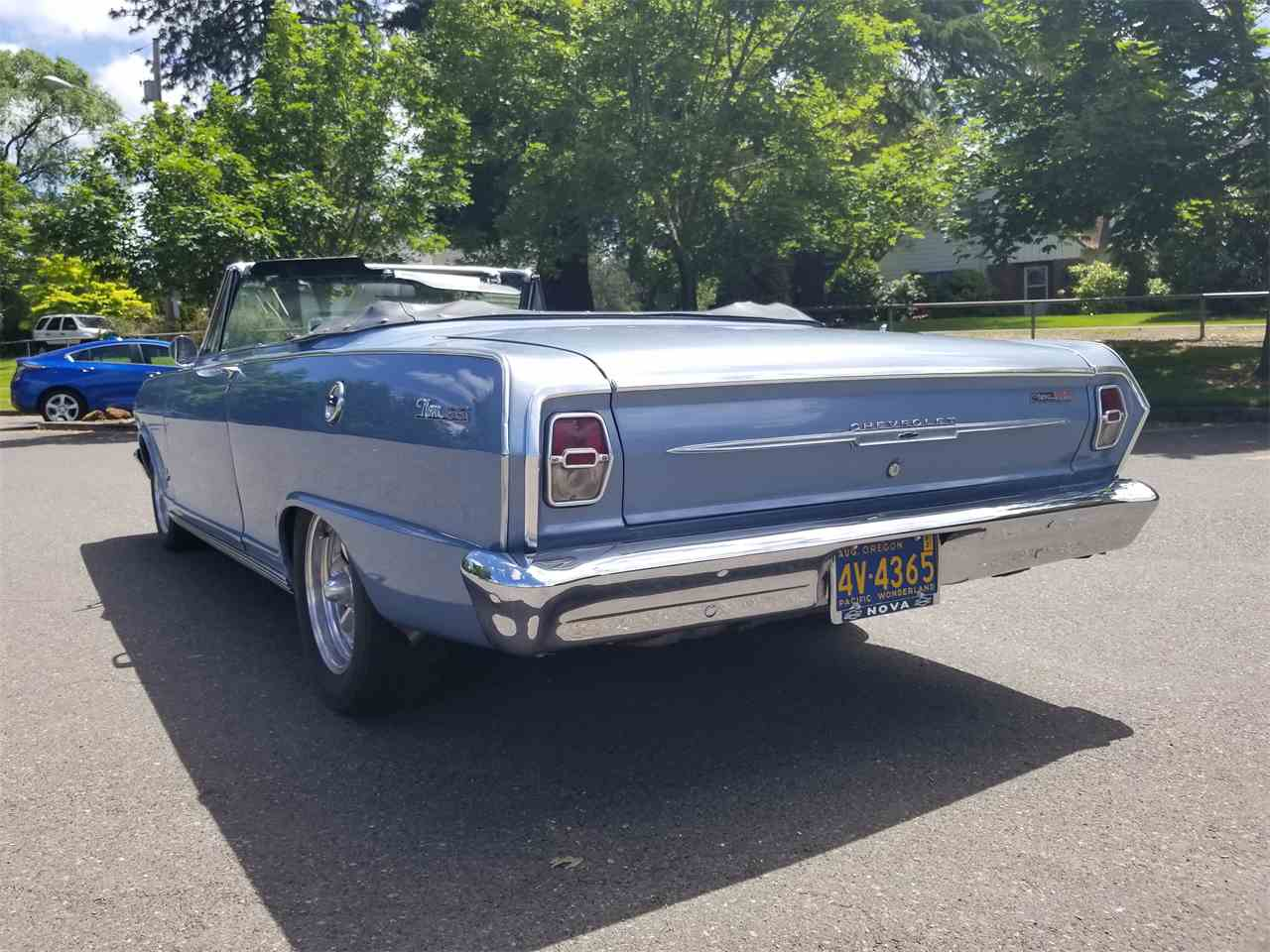 Large Picture of '63 Nova SS - NNZ3
