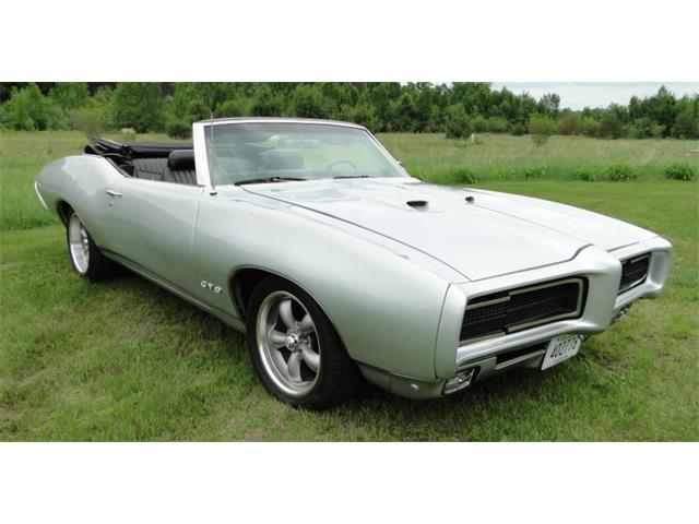 Picture of '69 Pontiac GTO located in Minnesota - $37,500.00 - NNZ6