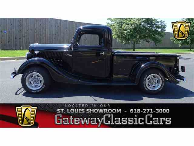 Picture of '36 Pickup - NL35