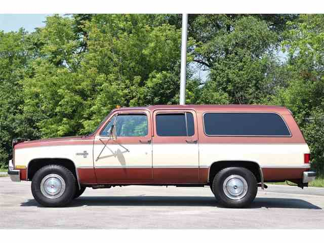 Picture of 1986 Suburban Offered by  - NNZE