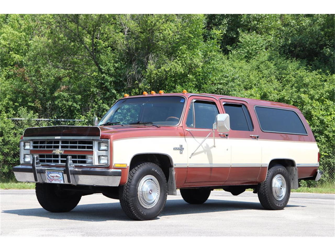 Large Picture Of 86 Suburban Nnze