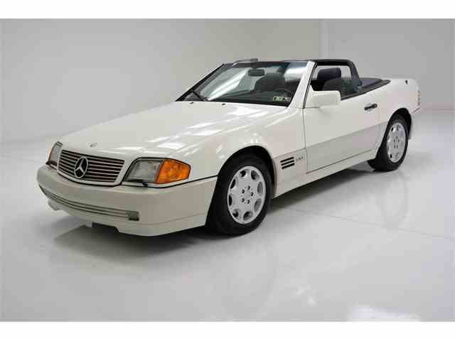 Picture of 1994 Mercedes-Benz SL600 Offered by  - NNZG