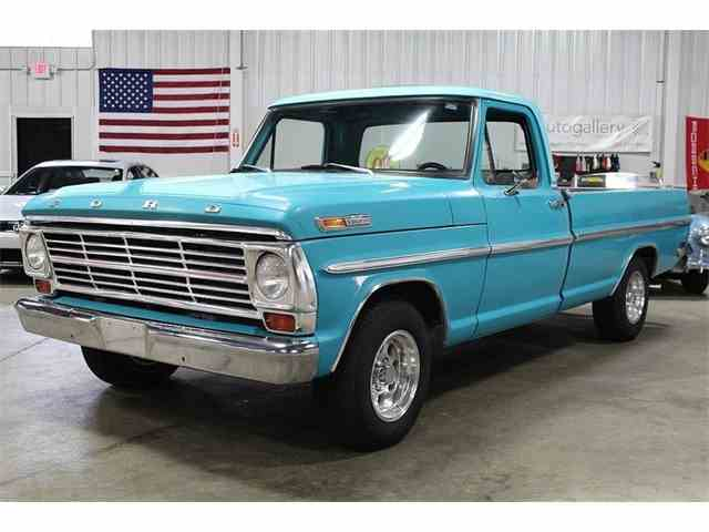Picture of '68 F100 - NNZK