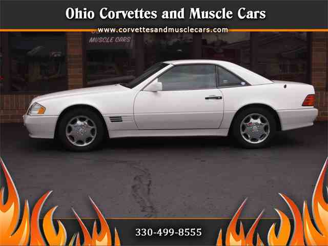 Picture of '95 Mercedes-Benz SL-Class Offered by  - NNZZ