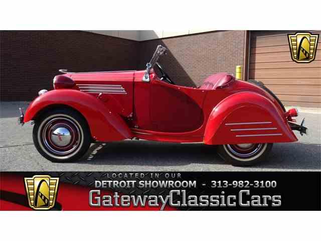 Picture of Classic '38 Coupe located in Dearborn Michigan - $34,995.00 - NO09