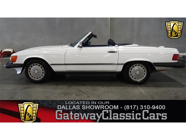 Picture of '88 560SL - NO0A