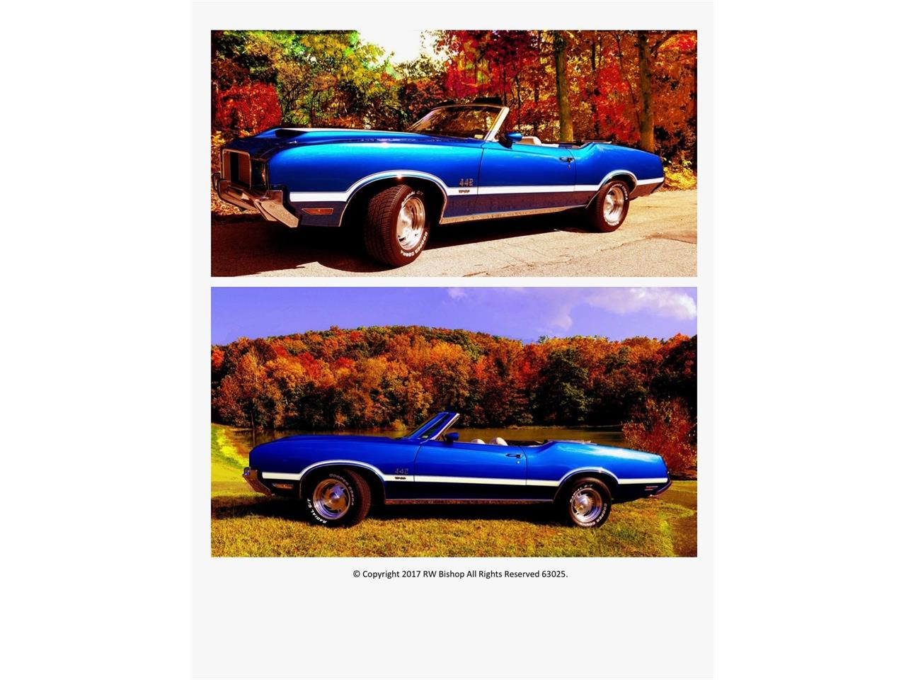 Large Picture of Classic 1972 Cutlass 422 located in Missouri - $75,550.00 - NO0D